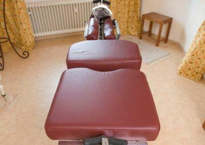 Praxisrundgang | Arztpraxis Osteopathie Chirotherapie Ästhetische Medizin Lüneburg – Dr. med. Hartmann