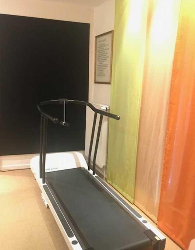 4D-Wirbelsäulenvermessung (4D Motion Lab) | Durchführung der Messung