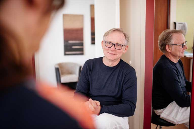 Mein Leben in und mit der Medizin   Arztpraxis Osteopathie Chirotherapie Ästhetische Medizin Lüneburg – Dr. med. Hartmann