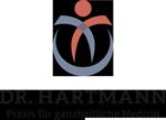 Dr. Hartmann Logo Praxis für ganzheitliche Medizin bunt auf transparent